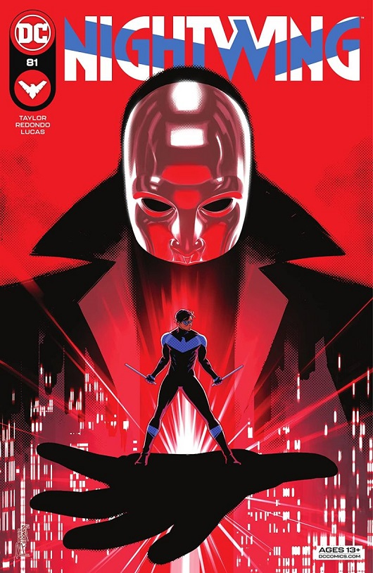 Cover of Nightwing #81