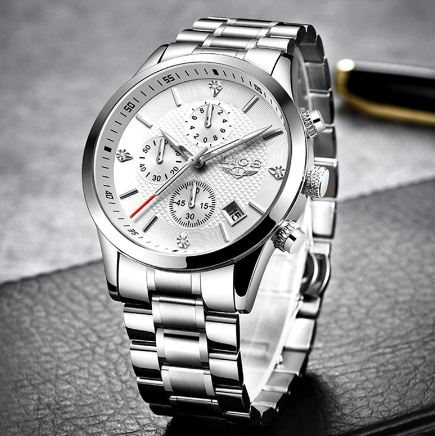 Buy 2020 LIGE Men Watches Top Luxury Brand