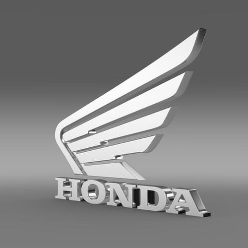 Amazing 3D Honda Logo Designs Concept
