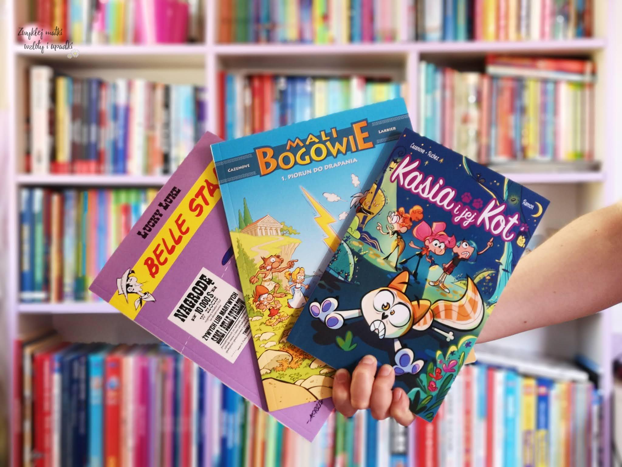 Egmont, czyli w każdym z nas tkwi komiksowe dziecko