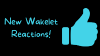 Wakelet Adds Reactions