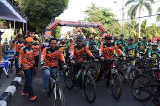 Cara Bupati Promosikan Wisata Melalui Sepeda
