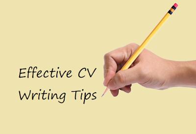 10 Tips For Making Effective CV