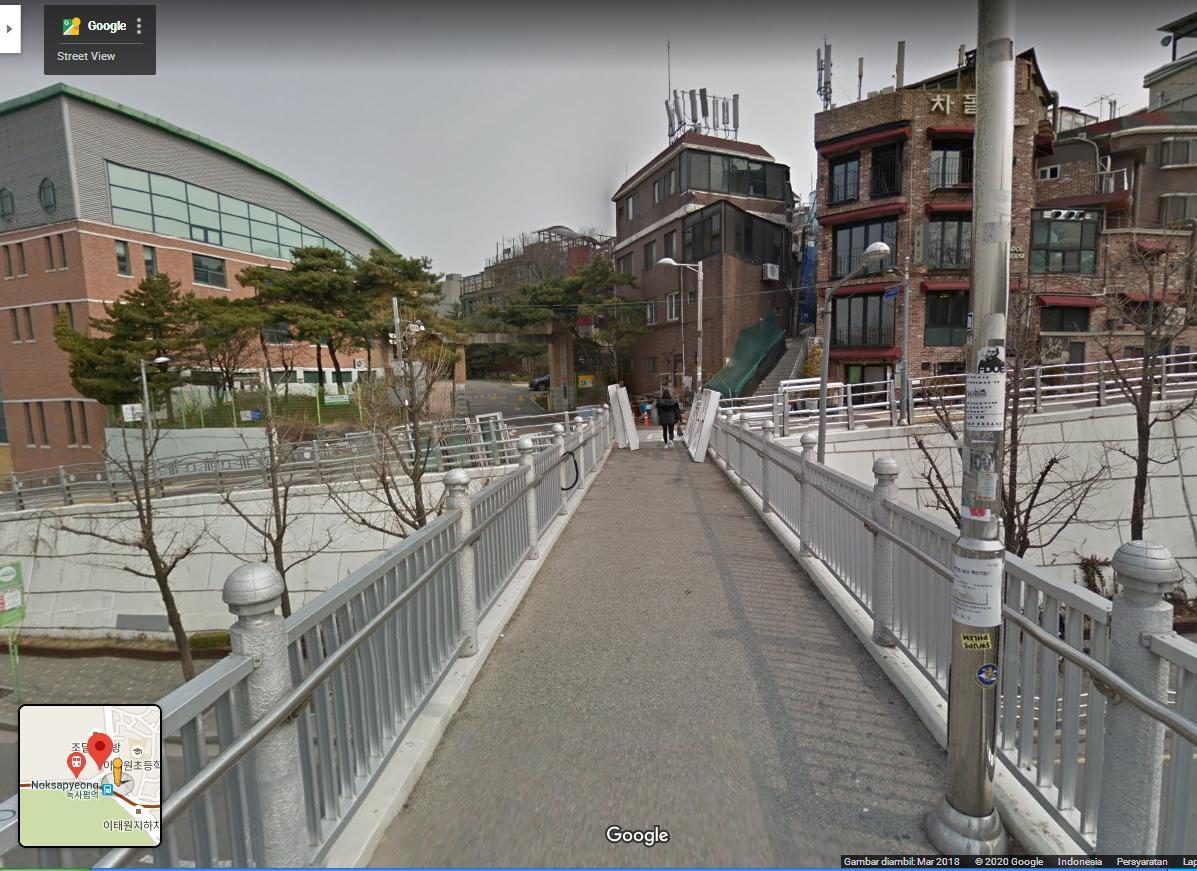 itaewon class filming location