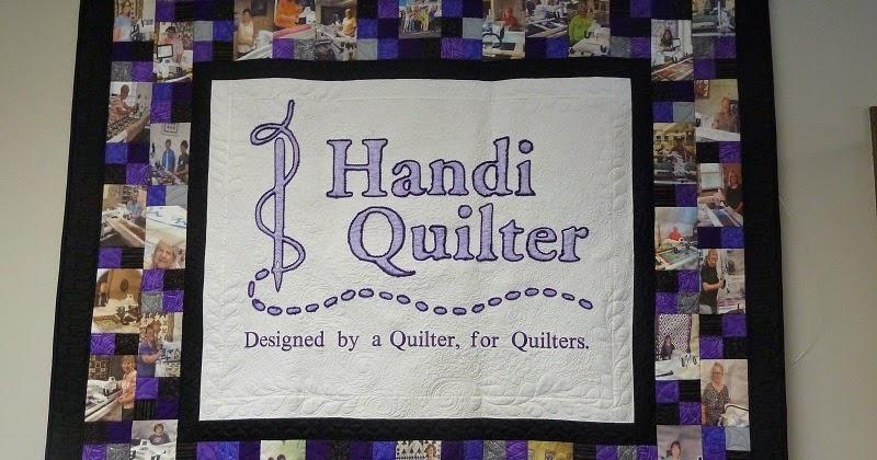 Quilt Kisses Handi Quilter University