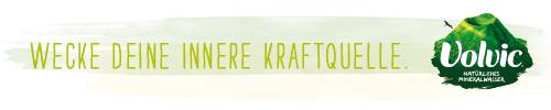 Volvic Blogparade Logo