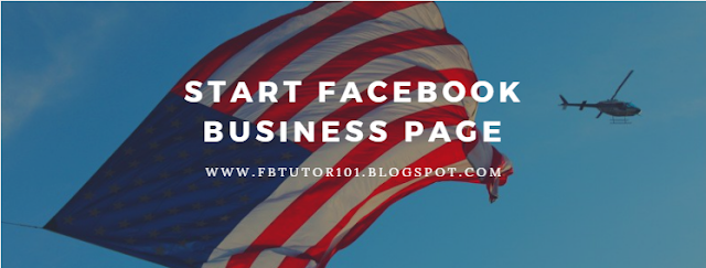 Start A Facebook Business Page