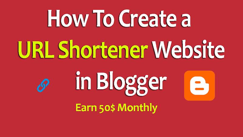 URL Shortener Script For Blogger - Safelink