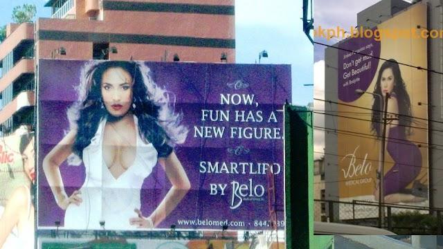 Belo Billboards Through The  Years