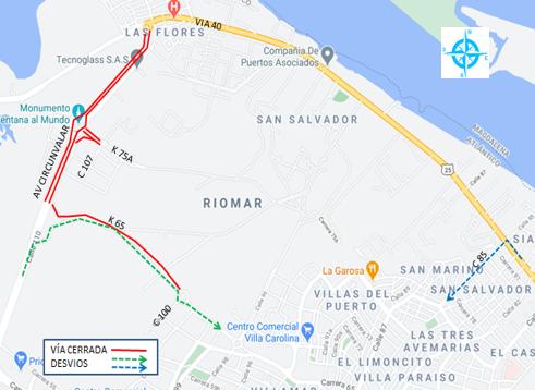 hoyennoticia.com, Por concierto virtual de Silvestre Dangond cierran vías en Barranquilla