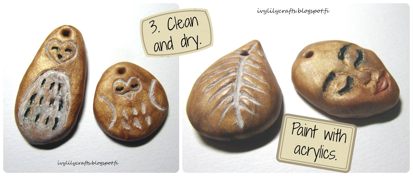 Polymer clay Polymeerimassa