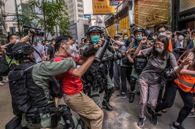 hong kong protest 2020
