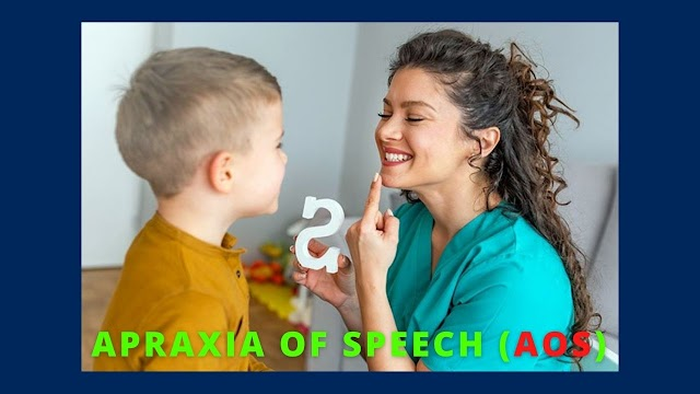Types of Apraxia and Causes, Symptoms of Apraxia of Speech (AOS) | 2021