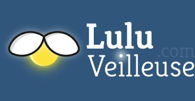 lulu veilleuse le logo