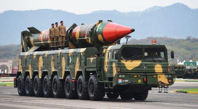 Rudal balistik Shaheen II