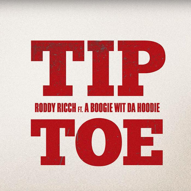 Roddy Ricch – Tip Toe ft. A Boogie Wit Da Hoodie Mp3 Free Download