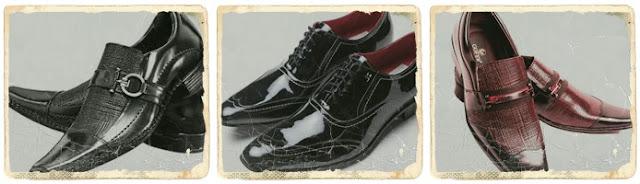 Sapatos social masculino