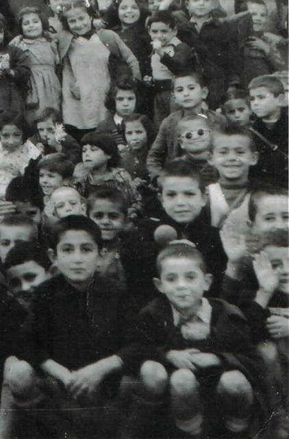Μαθητές του Ε' Δημ. Σχολείου Έδεσσας του έτους 1951
