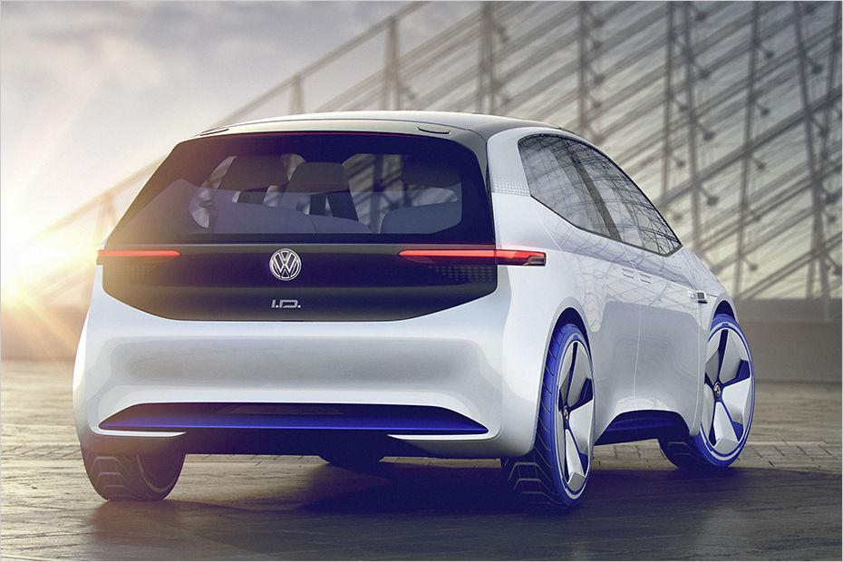 Volkswagen ID Concept debut 2017
