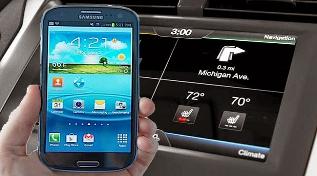 Samsung and Ford Join Hands