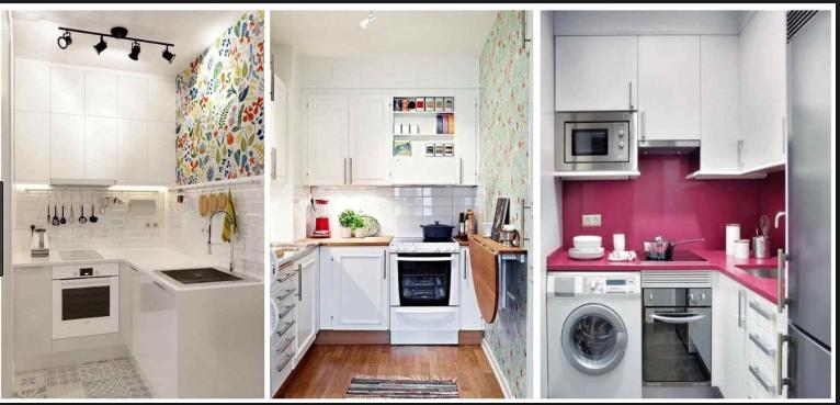 Inspirasi Dapur Mungil Minimalis