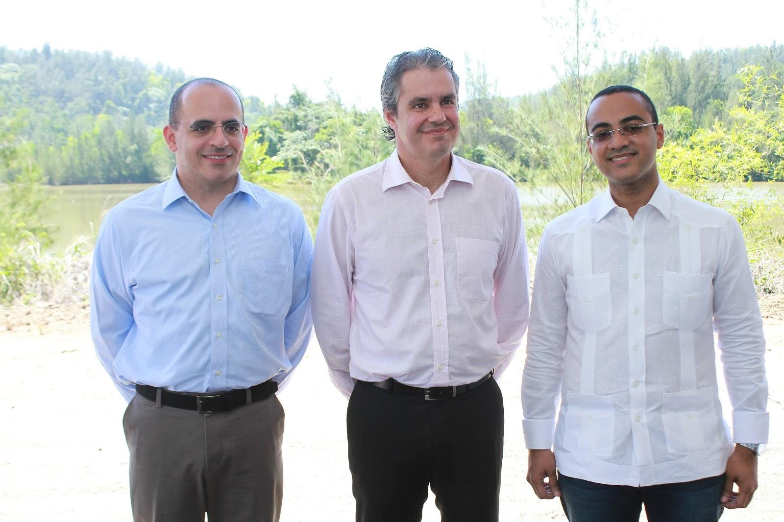 Accionistas de Americano Nickel visitan República Dominicana para reafirmar el compromiso de Falcondo con la minería responsable