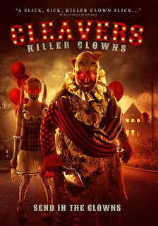 Download Cleavers Killer Clowns (2019) Hindi Dubbed 480p WEBRip