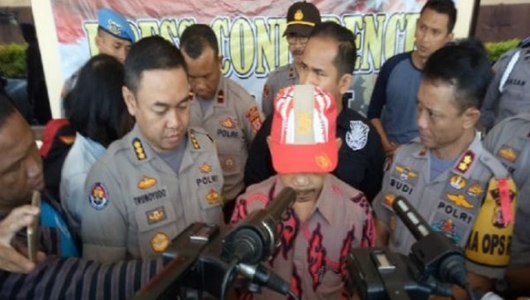 Lelaki yang Ingin Bom Jakarta Gegara Prabowo Kalah Ternyata PNS Guru Agama