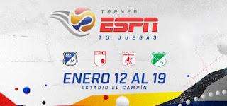TORNEO ESPN 2020 Bogotá