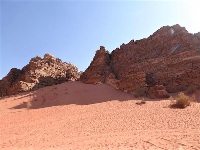 duna rossa da scalare