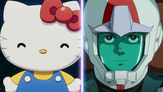 Gundam vs Hello Kitty Episódio 03 Final