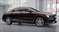 Bảng thông số kỹ thuật Mercedes CLA 250 2018