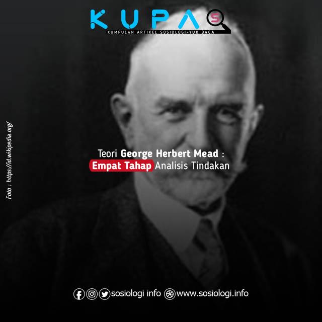Teori George Herbert Mead