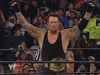 WWE Judgement Day 2002 - Undertaker beat Hulk Hogan for the Undisputed Title