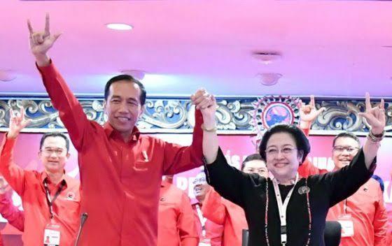 Soal Presiden Tiga Periode, Megawati Membela Joko Widodo