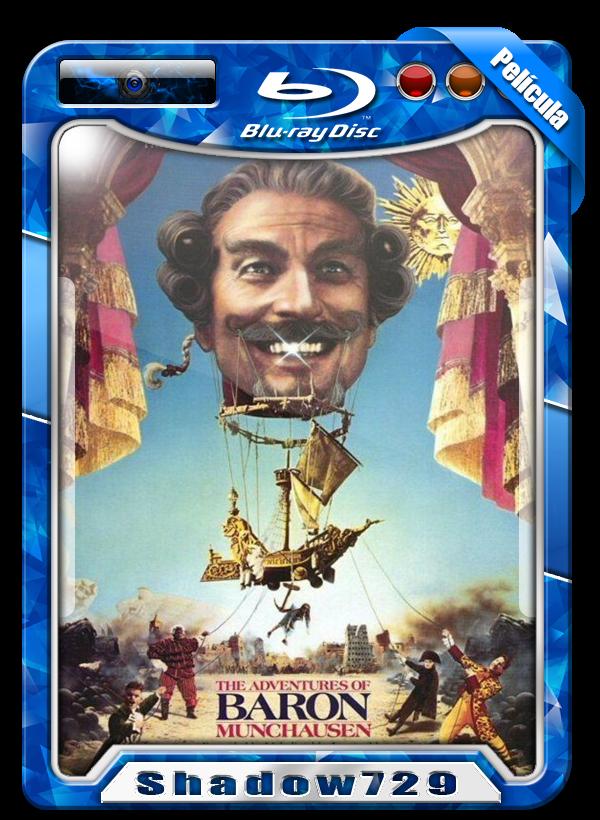 Las Aventuras Del Barón Munchausen (1988) 1080p H264 Dual