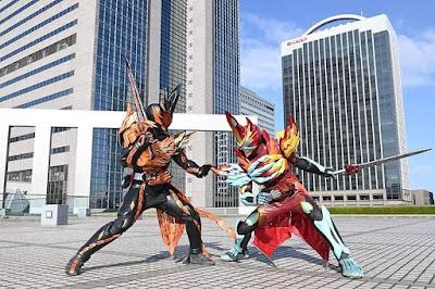Kamen Rider Saber Episode 38 Title & Description