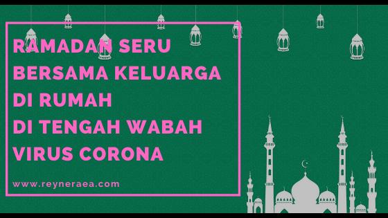 ramadan di tengah virus corona