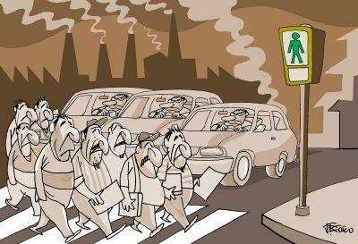Como a poluição vai influenciar sua vida e seu cérebro