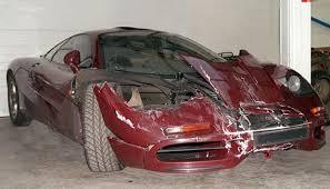 Klaim Asuransi mobil Termahal di Inggris