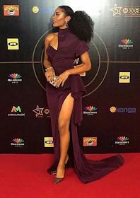 Update Photos At The 2017 Africa Magic Viewers' Choice Awards