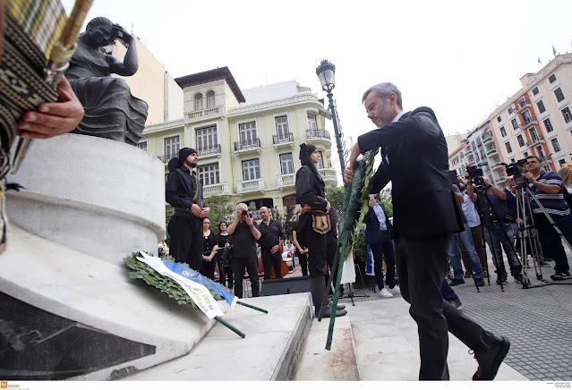 Κ. Ζέρβας: Να αγωνιστούμε για την αναγνώριση της Γενοκτονίας των Ελλήνων του Πόντου