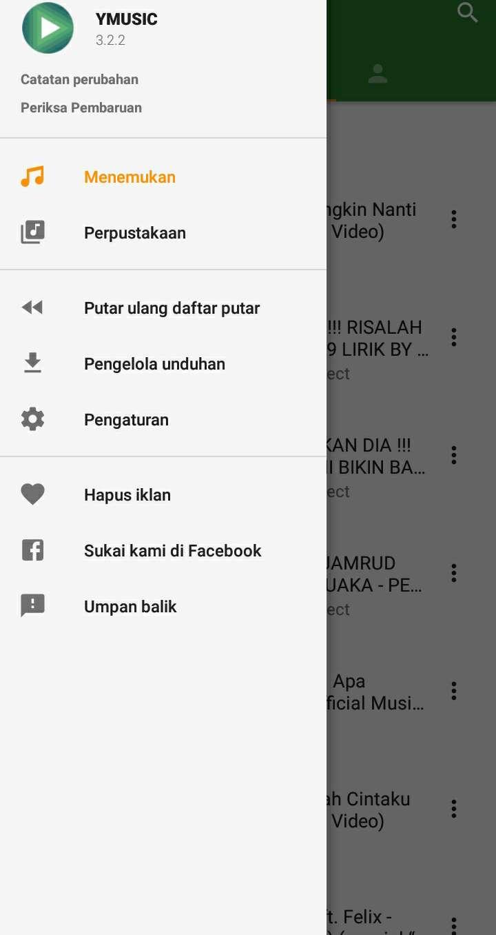Download Youtube Music Premium 3.2.2 Bebas Iklan Terbaru For Android