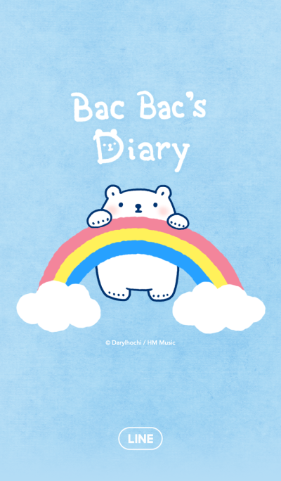 Bac Bac's Diary-Day dreaming