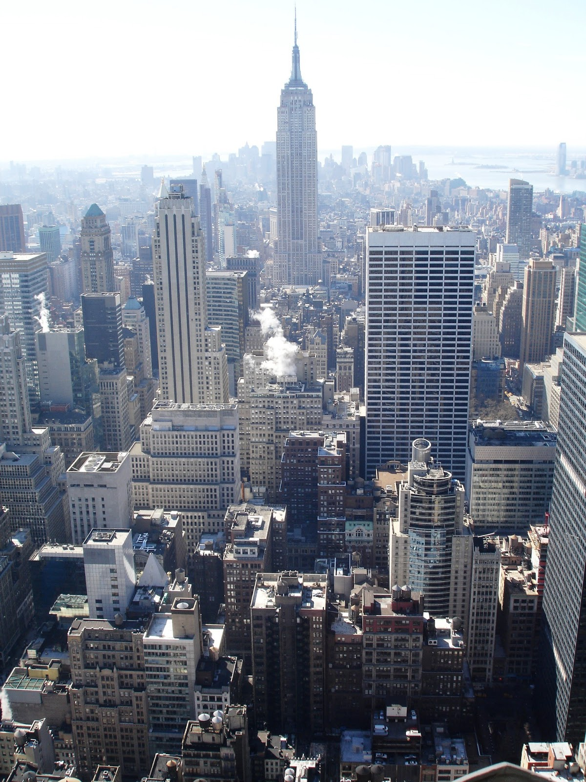 """Unos amigos de Paradores: Nueva York, la """"Gran Manzana"""""""