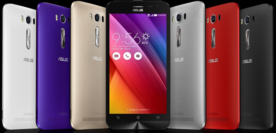 Zenfone 2 Laser 5.0 ZE500KL, Smartphone 4G Android 5 Terbaik dari ASUS