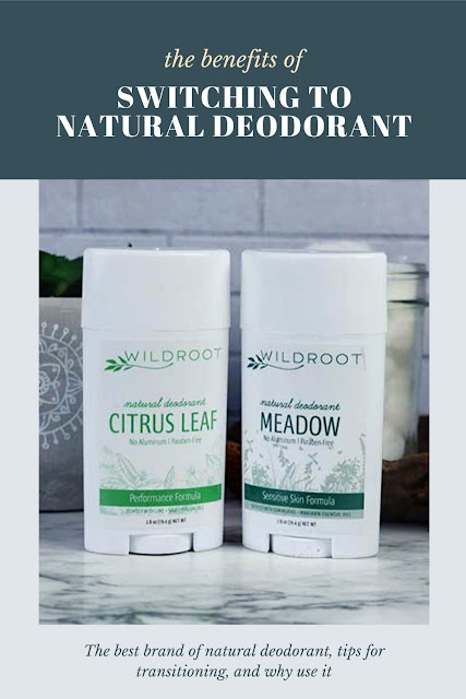 Switching to natural deodorant? WildRoot is one of the best brands that works. They have products for body odor with essential oils and for sensitive skin without baking soda. Learn why use natural products, benefits, and tips for tranisitioning and how to detox. Use a clay and charcoal armpit detox mask to reduce body odor during your transition. This easy DIY recipes helps pull toxins and aluminum from the skin to detox your under arms for less body odor and sweating. #armpit #deodorant #natural