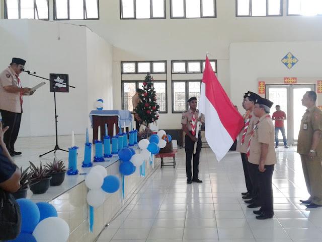 Jacob Patty Lantik Richard Louhenapessy Jadi Majelis Pembimbing Pramuka Kota Ambon
