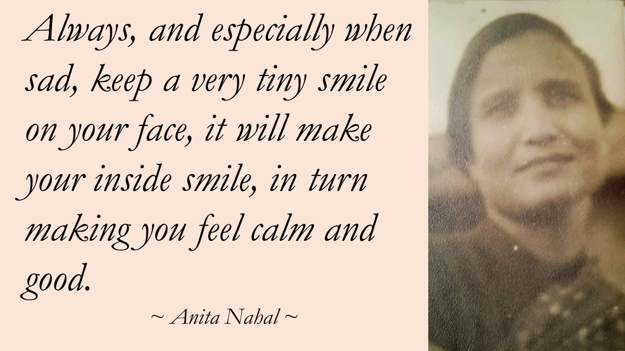 Quotes On Everyday Life Quote Keep A Tiny Smile On Your Face