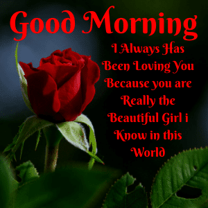 Good Morning Wish for Love